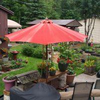 Garden Shade Umbrella
