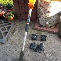 Used Worx 24 volt Trimmer Edger